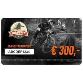 Bikeunit Geschenkgutschein 300 €